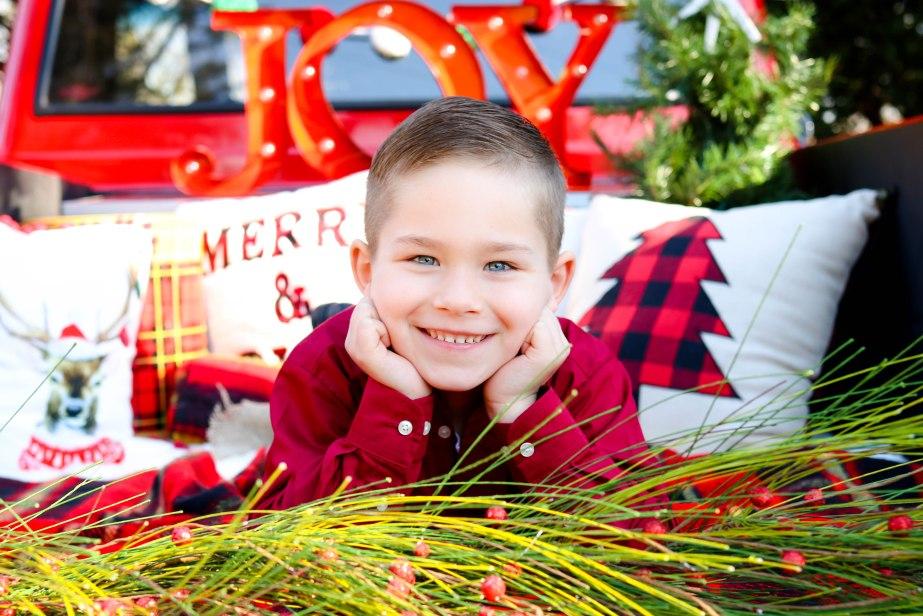BecciHethcoatPhotography-Christmas Mini Truck Photographer-Wheaton-2