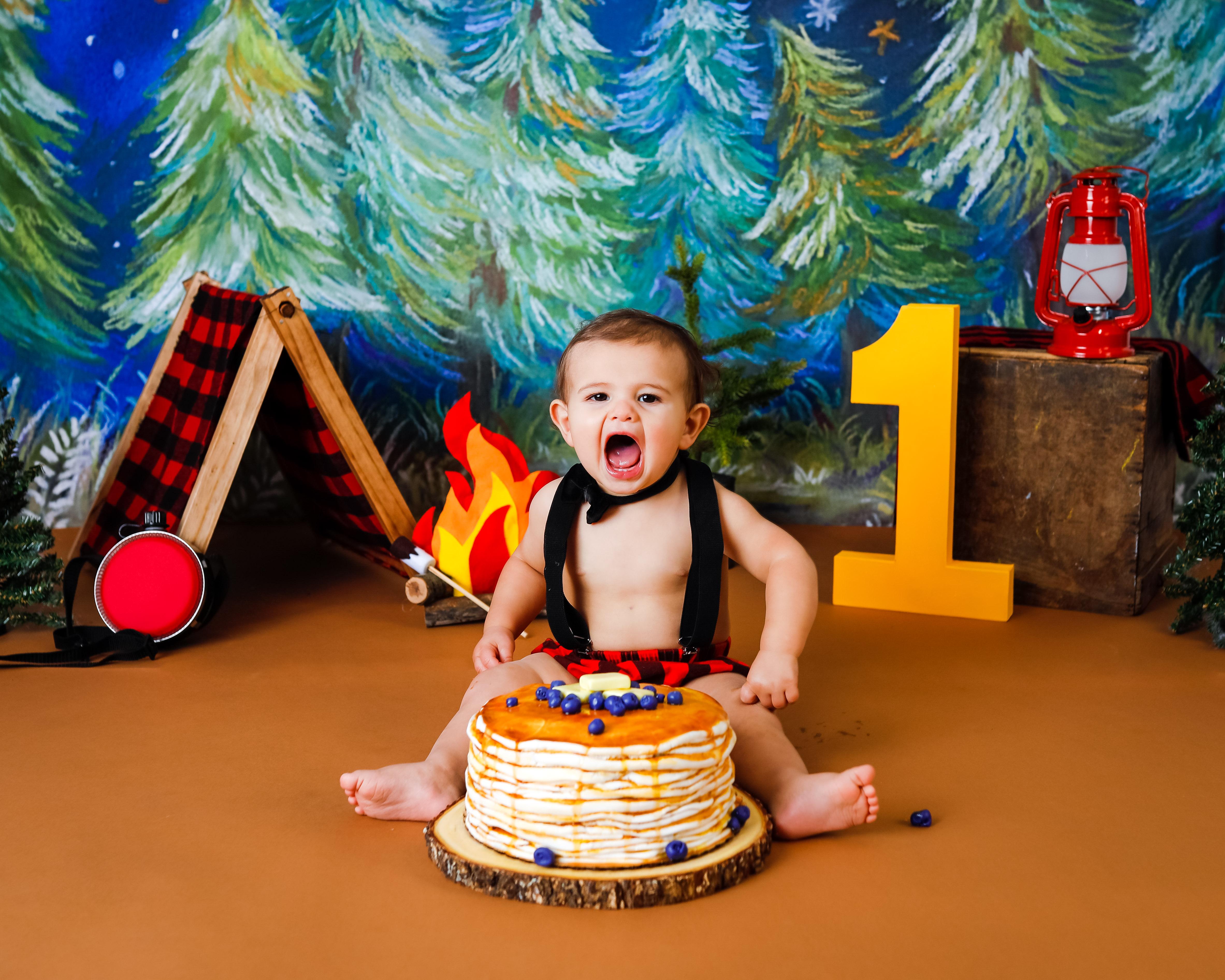 Becci Hethcoat Photography-Cake smash Photographer-Wheaton--12