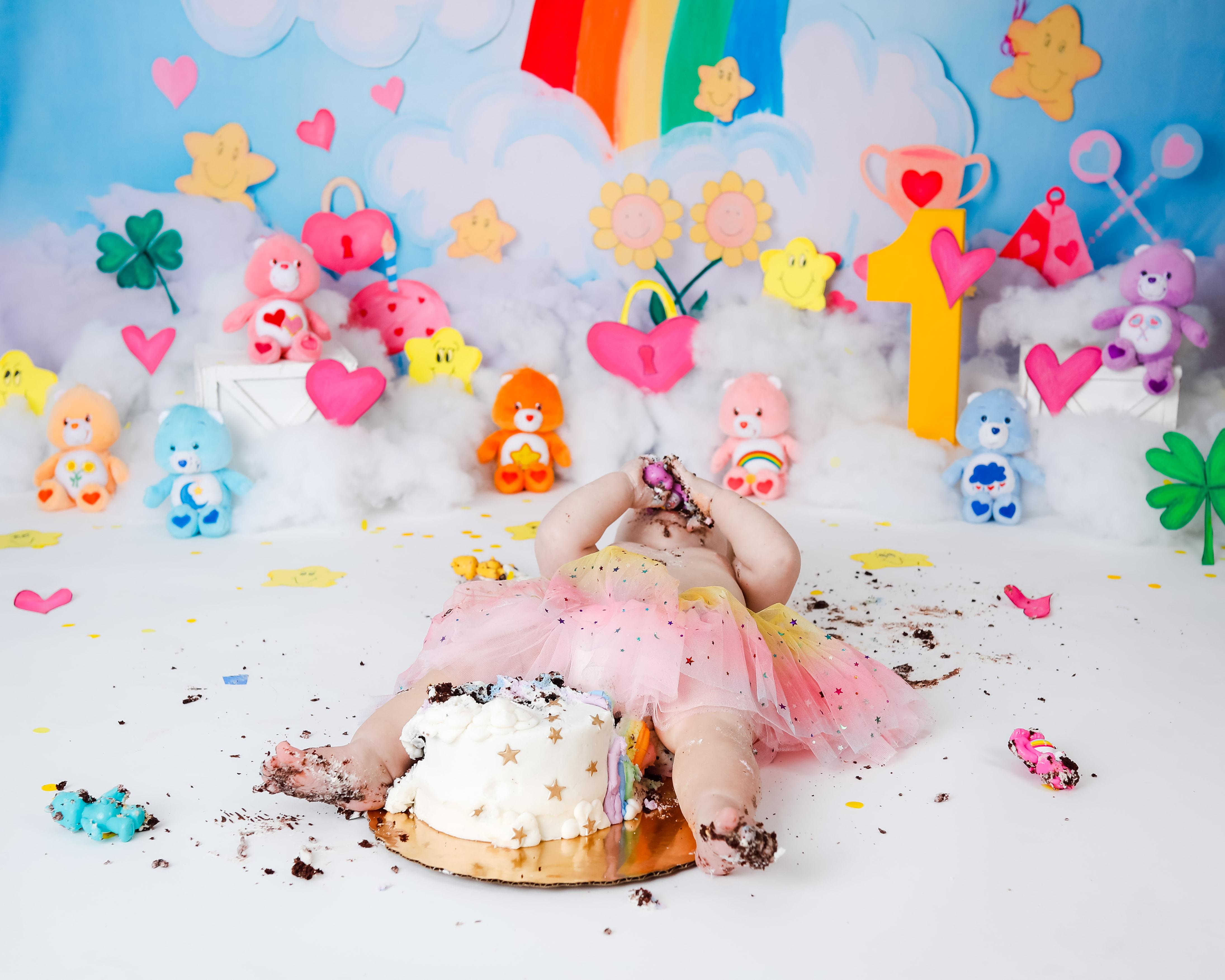 Becci Hethcoat Photography-Cake Smash Photographer-Wheaton--42