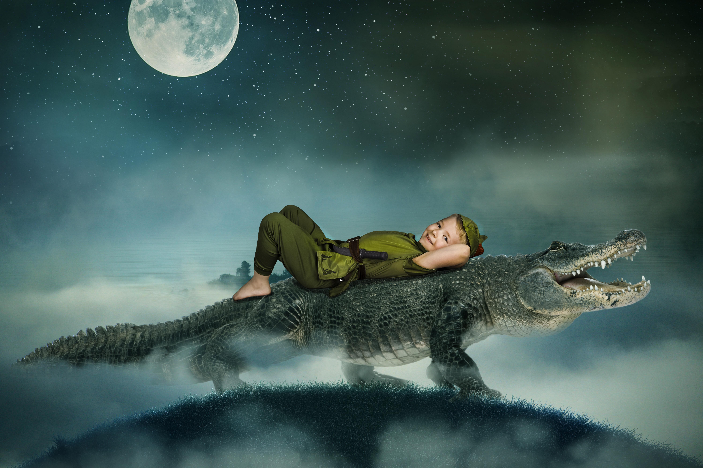 Frankie Peter Pan 3